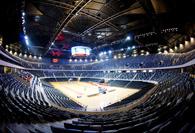 CBA篮球中心10KV外线工程